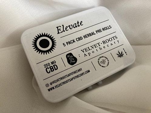 Elevate   CBD Herbal 5 Pack