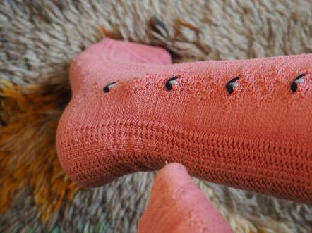 Historické ponožky