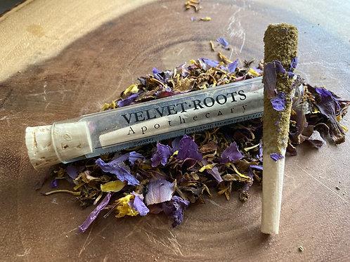 Sacred Visions   Dressed CBD Herbal Pre Roll