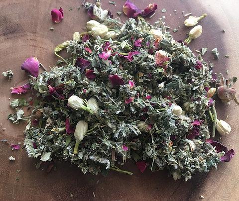 Love, Luna CBD herbal loose leaf