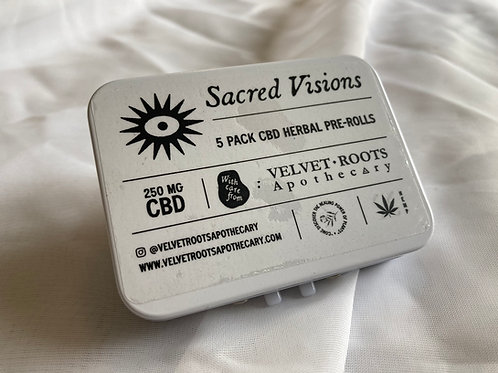 Sacred Visions   5 pack