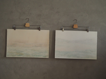 Vzdušné duo kreseb