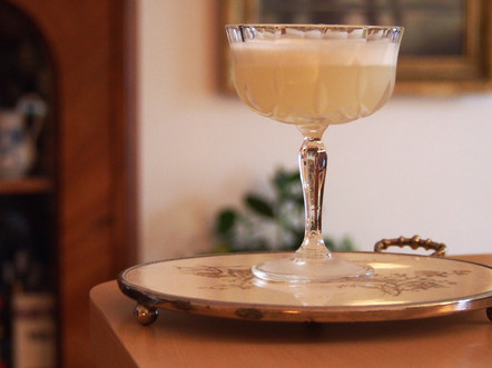 Drink co dům dal: Violet sour