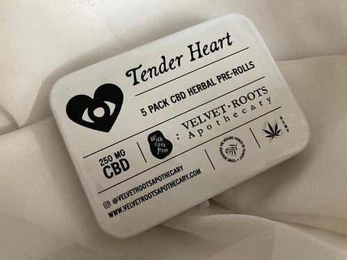Tender Heart | CBD Herbal 5 pack