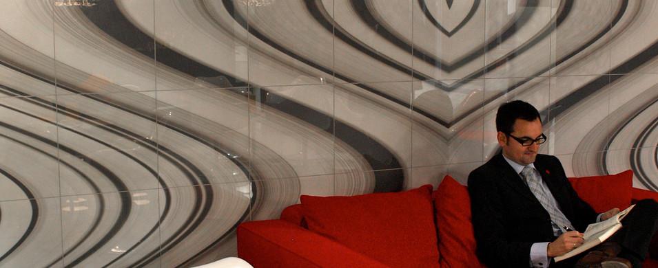 Salon bien-être mosaïque