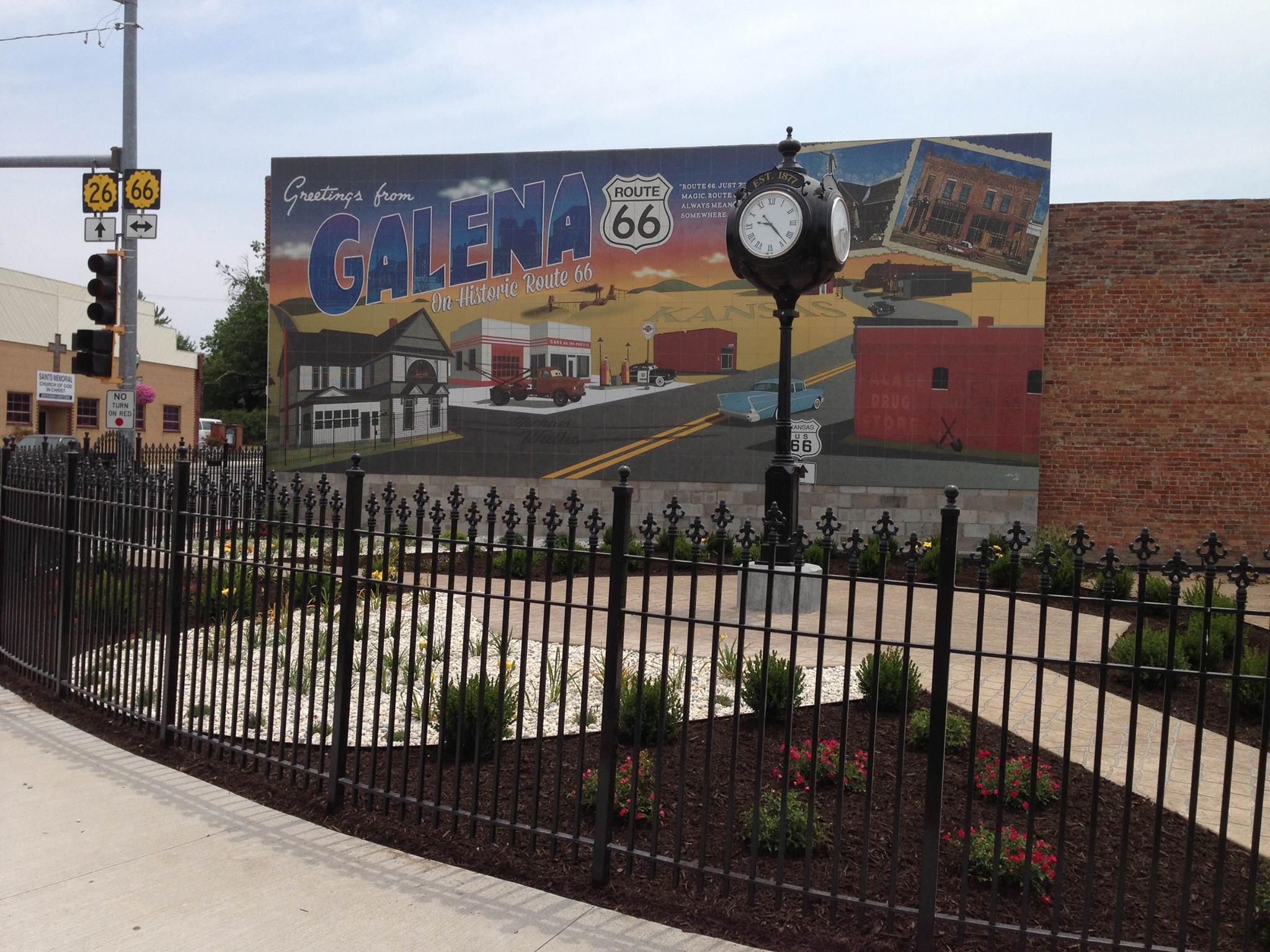 Galena - route 66