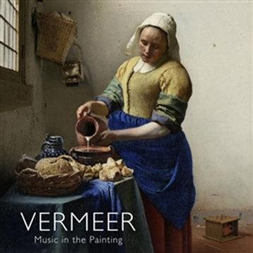 【CD】『フェルメール〜絵の中の音楽』
