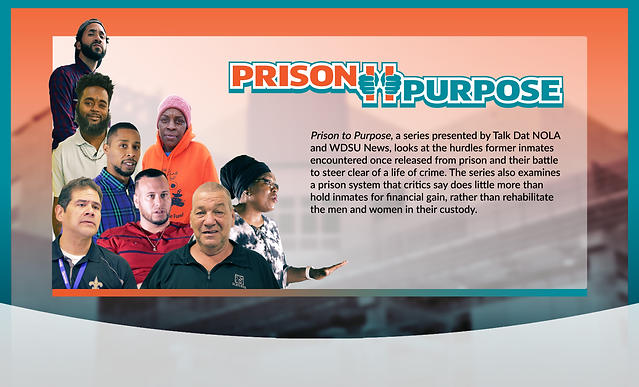 Prison to Purpose