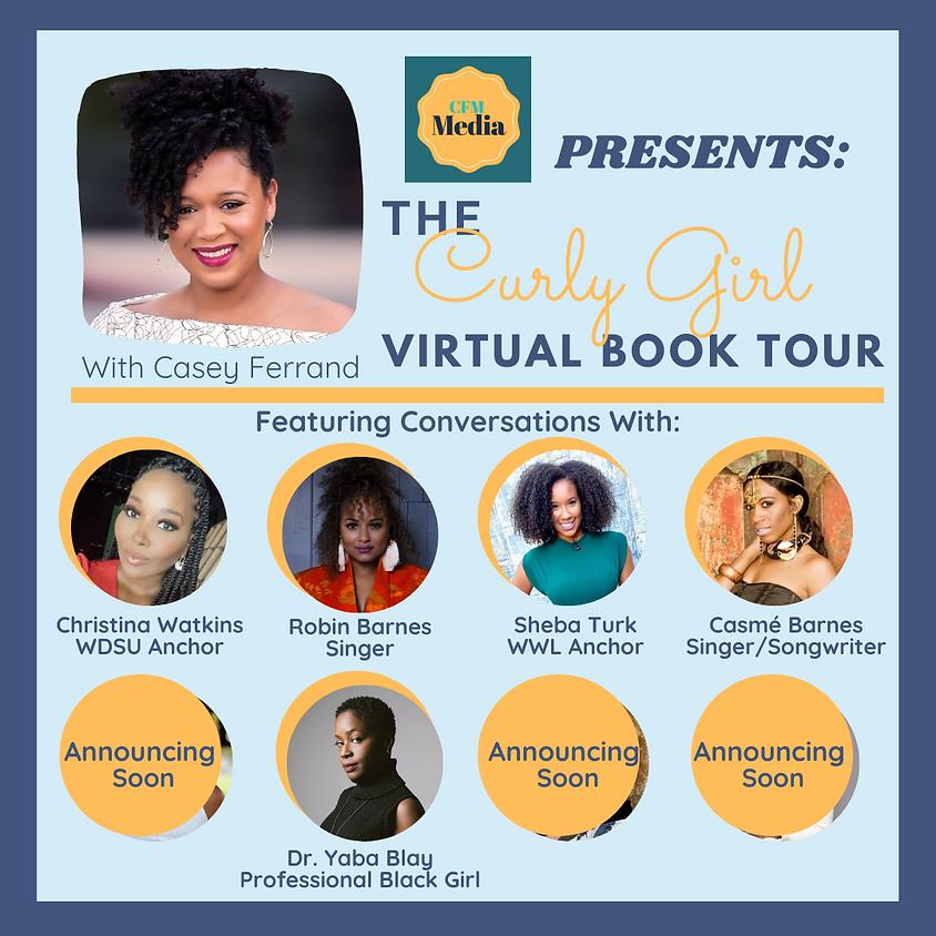 Curly Girl Virtual Book Tour