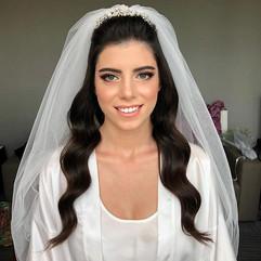 Miss Adaşım Evrim 😍🌸❤️ #makeup #gelinm