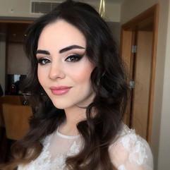 Miss Gelinim Didem 👰🏻🥰 💄 #makeup #in