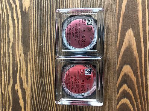Shiseido krem allık 2li seftalı ve pembe