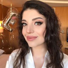 Miss Gelinim Merve 👰🏻🥰 #makeup #makya