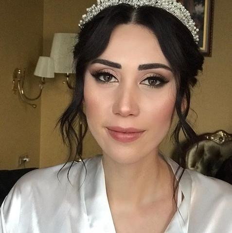 Miss Gelinimm 👰🏻🌺 Makeup _evrimmemili