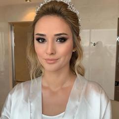 My Bride 👰🏼💕 #makeup #tomfordbeauty #