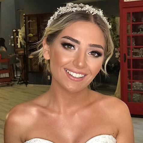 My Bride 👰🏼🌺😻 #porselenmakyaj  #tarz