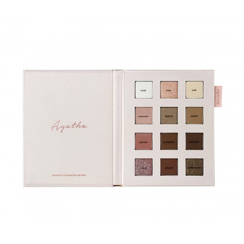 Agatha Paris Eye Color Master Far Paleti