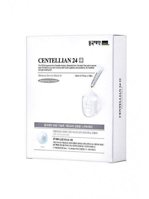 Centellian 24 Madeca Derma Mask III Brightening Formula 23 Ml 10 Adet