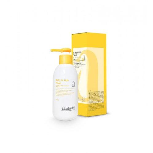 Atobebe Sensitive Skin Care Baby & Kids Saç - Vücut Yıkama Şampuanı 200 ml
