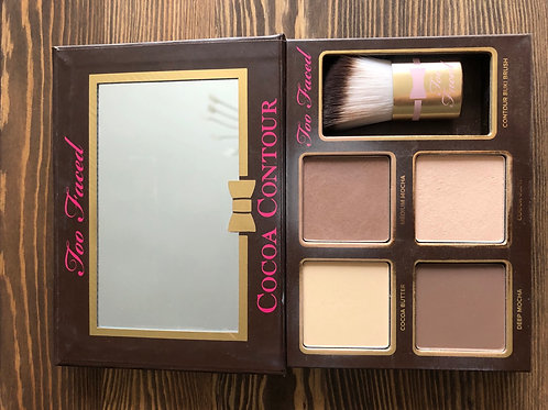 Too faced kontur paletı