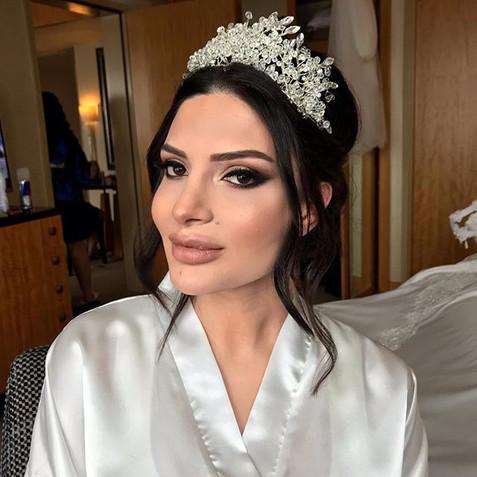 Arabic Bride 👰🏻💖 makeup _evrimmemili