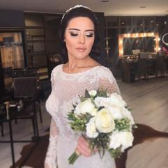 Miss Gelinim 🌺👰🏻🥰 makeup _evrimmemil