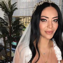 Miss Gelinimiz Ebru 🥰👰🏻 Makeup _evrim