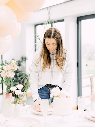 Jade Leung Wedding planner and stylist, North Wales