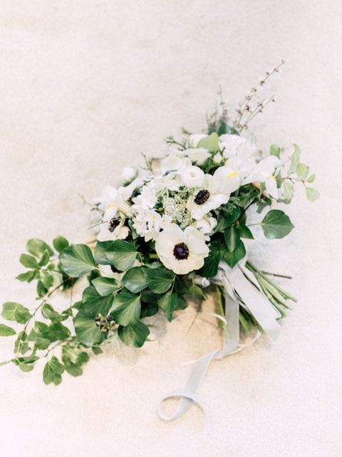 Bouquet by Ivy, Pip and Rose, photography by Heledd Roberts