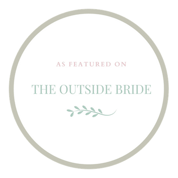 Featured on The Outside Bride