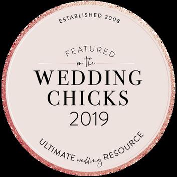 Featured in Wedding Chicks