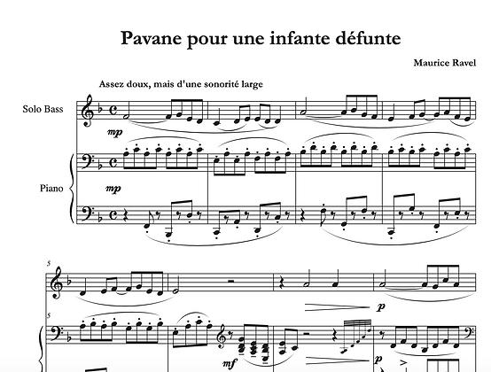 Maurice Ravel - Pavane pour une infante defunte
