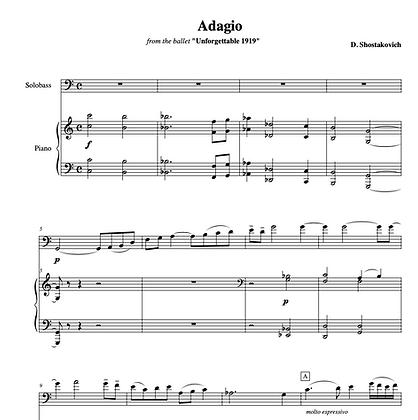 Shostakovich Adagio