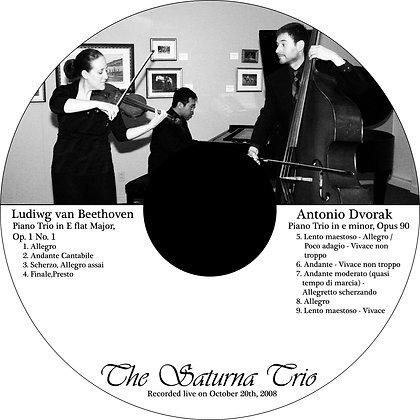 Trio Elégiaque - The Saturna Trio