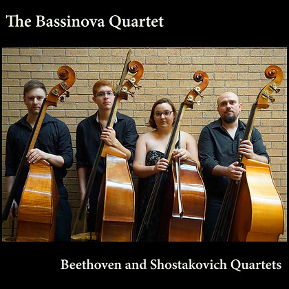 Beethoven and Shostakovich Quartets