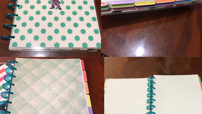 One For The Planner Lovers - My Scrappy-Bu Planner