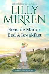 Seaside Manor Bed and Breakfast Book Cov