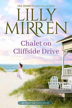 Chalet on Cliffside Drive Book Cover