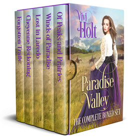Paradise Valley Boxset
