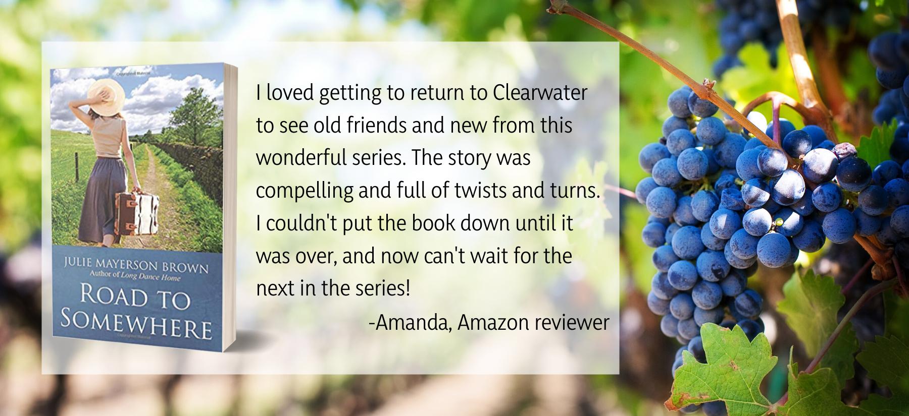 Amanda review of RTS