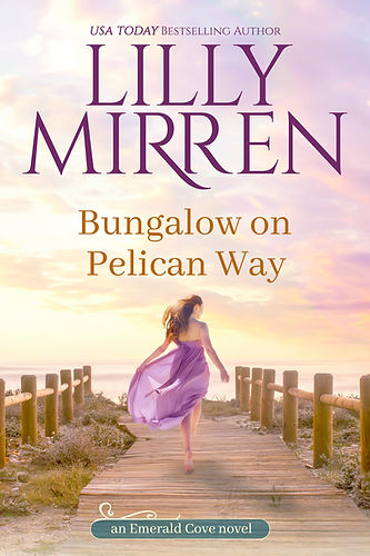 Bungalow on Pelican Way Book Cover