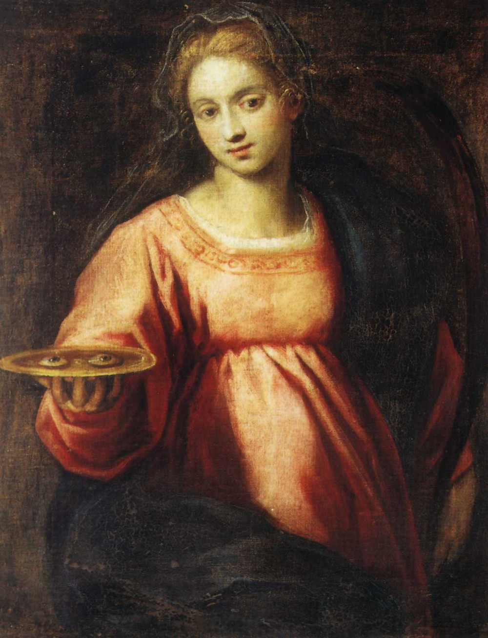 St Lucy. Saint Lucy. Gibraltar Catholic Youth.