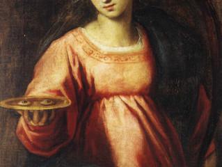 13th December: Saint Lucy