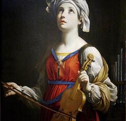 22nd November: Saint Cecilia
