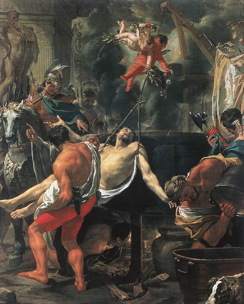 St John the Apostle. St John the Evangelist. Gibraltar Catholic Youth.
