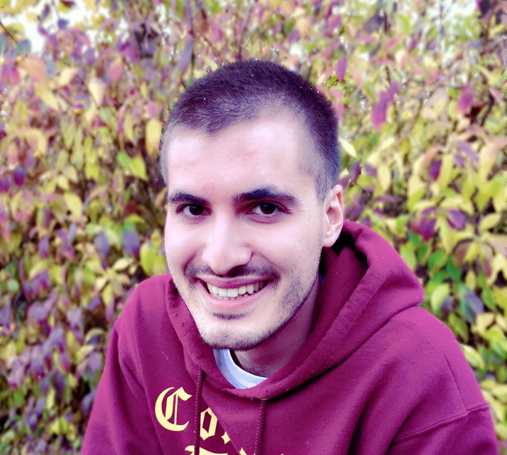 Patrick Kornmeyer. Gibraltar Catholic Youth.