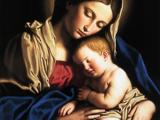 Giving the Word Flesh: Reflection on the Solemnity of Mary, Mother of God