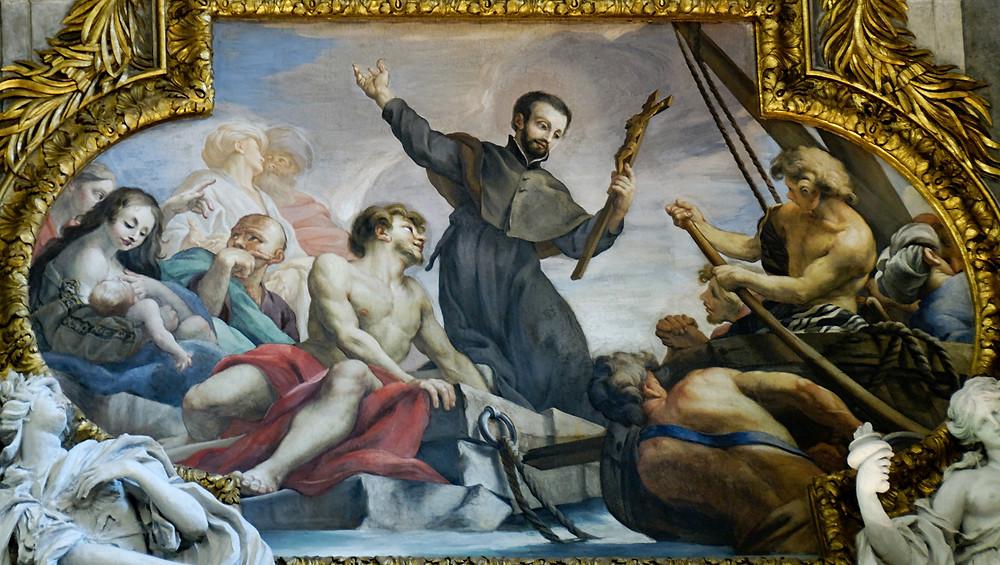 St Francis Xavier. Saint Francis Xavier. Gibraltar Catholic Youth.