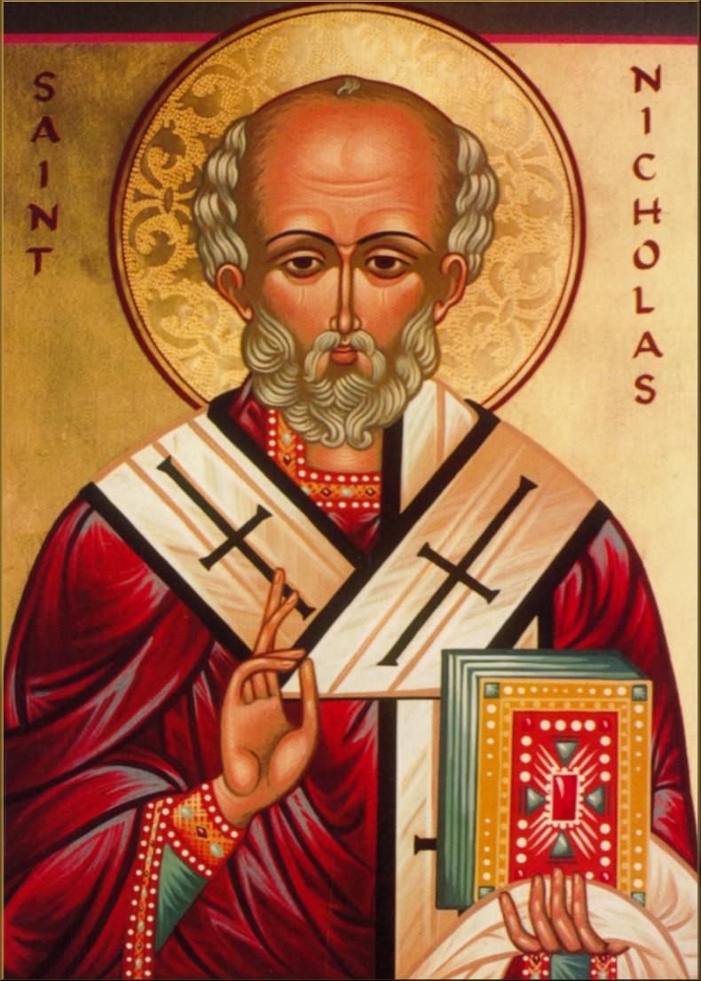 St Nicholas. Saint Nicholas. Gibraltar Catholic Youth.