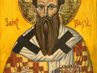 2nd January: Saint Basil the Great